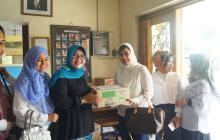 Compensation to Wisma Tuna GandaPalsiGunung Social Institution